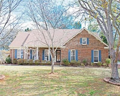 Charlotte Single Family Home For Sale: 4744 Carberry Court