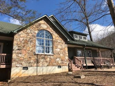Saluda Single Family Home For Sale: 207 Miller Rhodes Lane