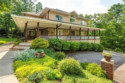 Asheville Single Family Home For Sale: 15 Oak Hollow Drive