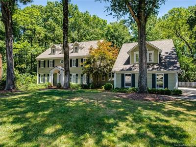 Charlotte Single Family Home For Sale: 2711 Meade Court