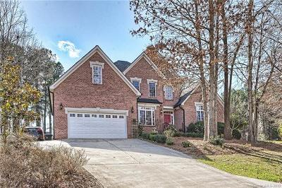 Mooresville Single Family Home For Sale: 108 Broadview Circle