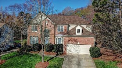 Charlotte NC Single Family Home For Sale: $379,000