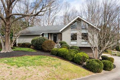 Hickory Single Family Home For Sale: 1750 10th Street Court NW