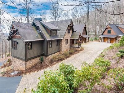 Black Mountain Single Family Home Under Contract-Show: 62 Great Aspen Way