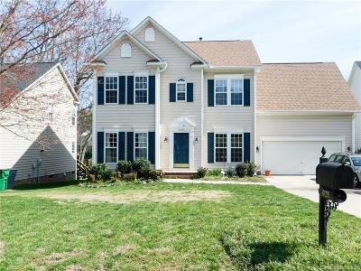 Charlotte Single Family Home Under Contract-Show: 6229 Chavel Lane