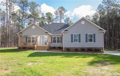Single Family Home For Sale: 1006 Chambers Road