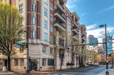 Charlotte Condo/Townhouse For Sale: 512 N Church Street