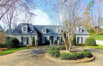 Hickory Single Family Home For Sale: 935 19th Avenue NW
