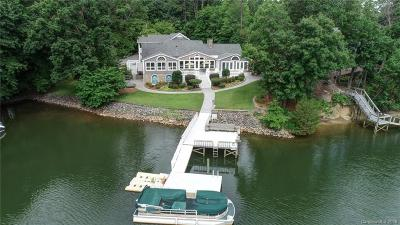 Clover, Lake Wylie Single Family Home For Sale: 207 Riverview Terrace