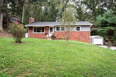 Asheville NC Single Family Home For Sale: $325,000