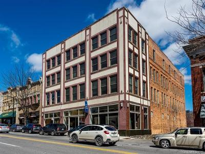 Asheville Condo/Townhouse For Sale: 52 Biltmore Avenue #203