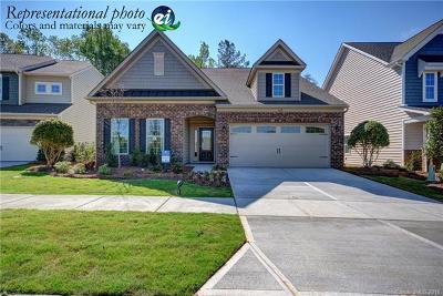 Charlotte Single Family Home For Sale: 12340 Belmont Mansion Drive #Lot 128