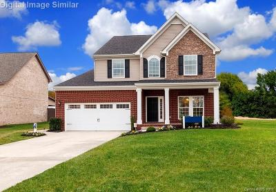Gastonia Single Family Home For Sale: 2684 Cypress Oak Lane #186