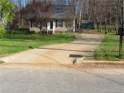 Rowan County Single Family Home For Sale: 309 Woodhaven Drive #L10 &amp