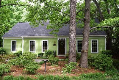 Charlotte Single Family Home For Sale: 5900 Sharon Road