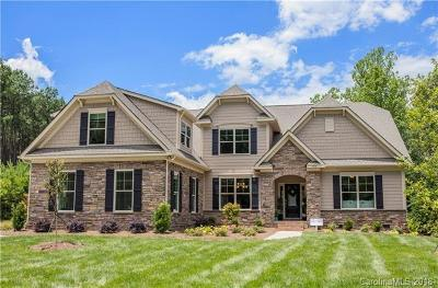 Mooresville Single Family Home For Sale: 108 Butler Drive #25