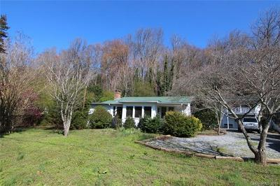 Tryon NC Single Family Home For Sale: $189,700
