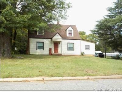 Iredell County Single Family Home For Sale: 607 Harmony Drive