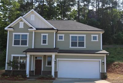 Concord Single Family Home For Sale: 289 Meadow Oaks Drive SE #07