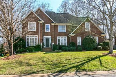 Matthews Single Family Home For Sale: 5386 Shannamara Drive