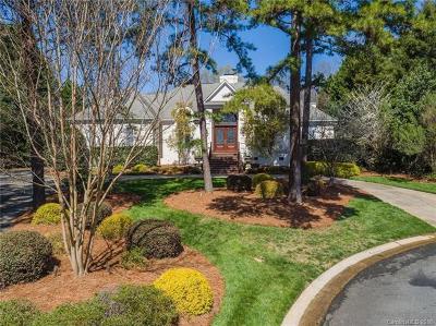 Charlotte Single Family Home For Sale: 3408 Stonier Court