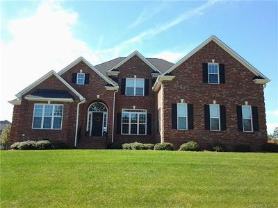 Gastonia Single Family Home For Sale: 4625 McChesney Drive