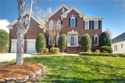 Waxhaw Single Family Home Under Contract-Show: 909 Coachman Drive