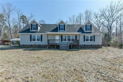 Single Family Home Under Contract-Show: 2764 Pink Plyler Road