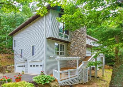 Asheville NC Single Family Home For Sale: $699,000