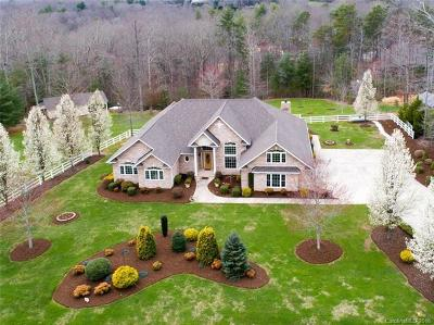 Candler Single Family Home For Sale: 187 Rhinehart Road