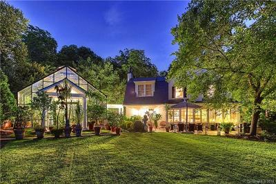 Myers Park Single Family Home For Sale: 964 Granville Road