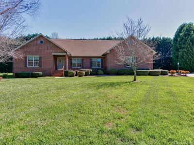 Mooresville Single Family Home For Sale: 115 Turnerlair Court