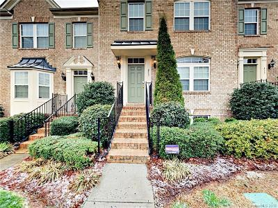 Davidson Condo/Townhouse For Sale: 813 Kimbrough Court