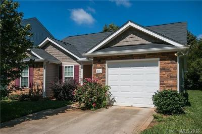 Charlotte Single Family Home For Sale: 819 Fescue Court