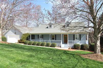 Catawba County Single Family Home Under Contract-Show: 3933 Shakespeare Drive