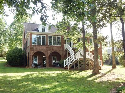 Stanly County Single Family Home For Sale: 15617 Arrowood Drive