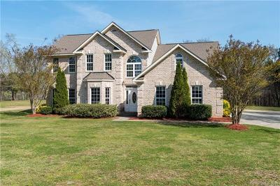 Huntersville Single Family Home For Sale: 13807 Huntersville Concord Road