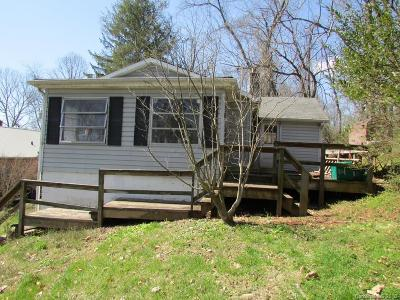 Asheville Single Family Home Under Contract-Show: 50 Oakcrest Drive
