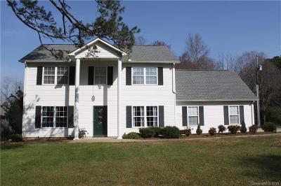 Mooresville Single Family Home For Sale: 389 Presbyterian Road