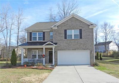 Matthews Single Family Home For Sale: 6526 Fieldstone Manor Drive