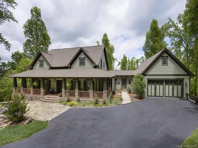 Hendersonville Single Family Home For Sale: 182 Mount Hebron Road