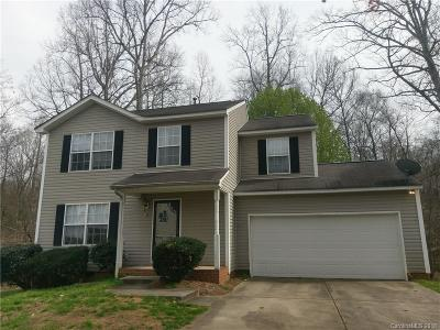 Charlotte Single Family Home For Sale: 2406 Kalis Place