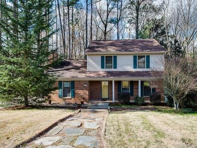 Charlotte Single Family Home For Sale: 4813 Truesdale Place