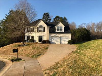 Charlotte Single Family Home For Sale: 11121 Nolet Court