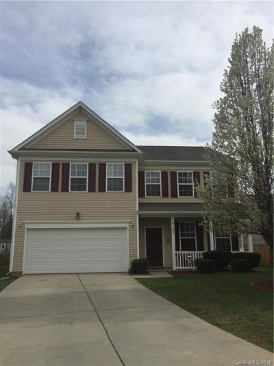 Indian Trail Single Family Home Under Contract-Show: 4102 Less Traveled Trail #521