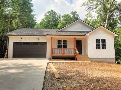 Fairview Single Family Home For Sale: 238 Garren Creek Road #A