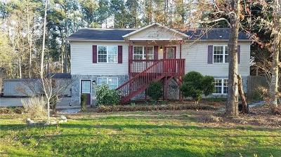 Caldwell County Single Family Home For Sale: 6419 Lake Breeze Court