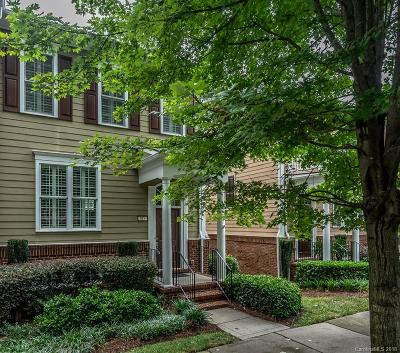 Fort Mill Condo/Townhouse For Sale: 818 Granby Drive #52