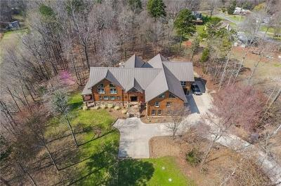 Charlotte NC Single Family Home For Sale: $1,299,000
