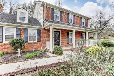 Charlotte NC Single Family Home For Sale: $334,500